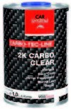 Carbon 2K blanke lak harder 0,5 liter